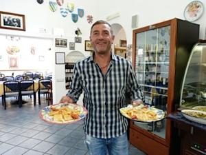Salvatore Seafood Pasta