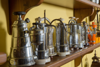 Behind the Scenes in Baristas: A Brief History of Espresso