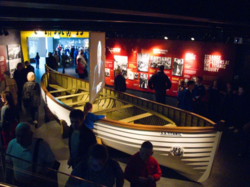 A shore excursion tour of the newly opened Titanic Belfast Museum