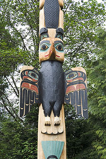Saxman Native Village: History through Totem Poles