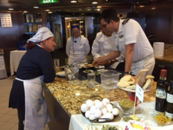 The Culinary Center Introduces Exciting Culinary Boot Camp at Sea