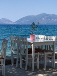 Cephalonia seaside restaurant