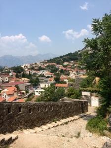 Walls city view