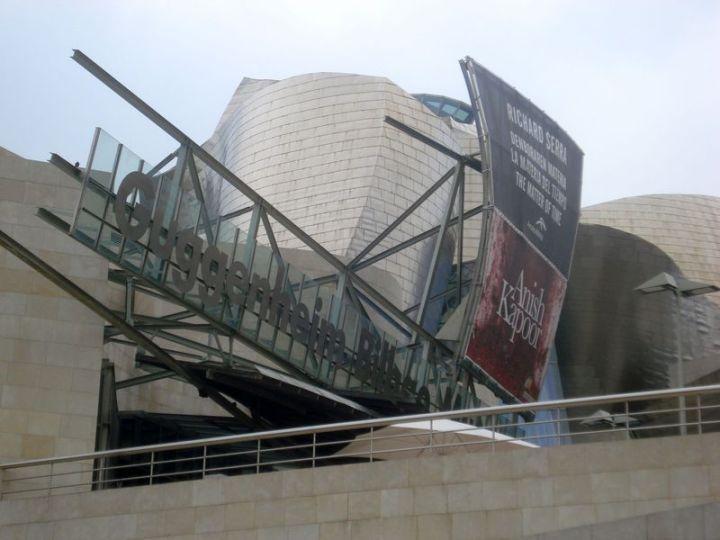 Guggenheim Sign
