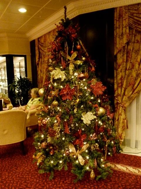 Nautica Christmas Tree