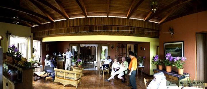 Lunch at Costa Rican Home