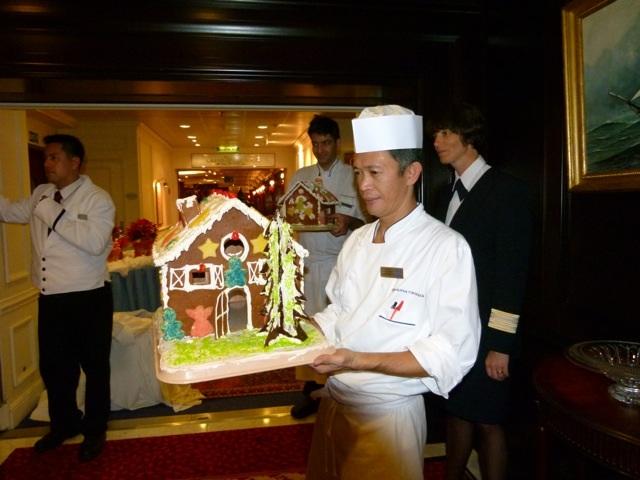 Carrying Nautica Gingerbread