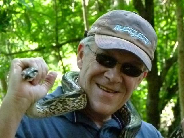 Tom and Snake