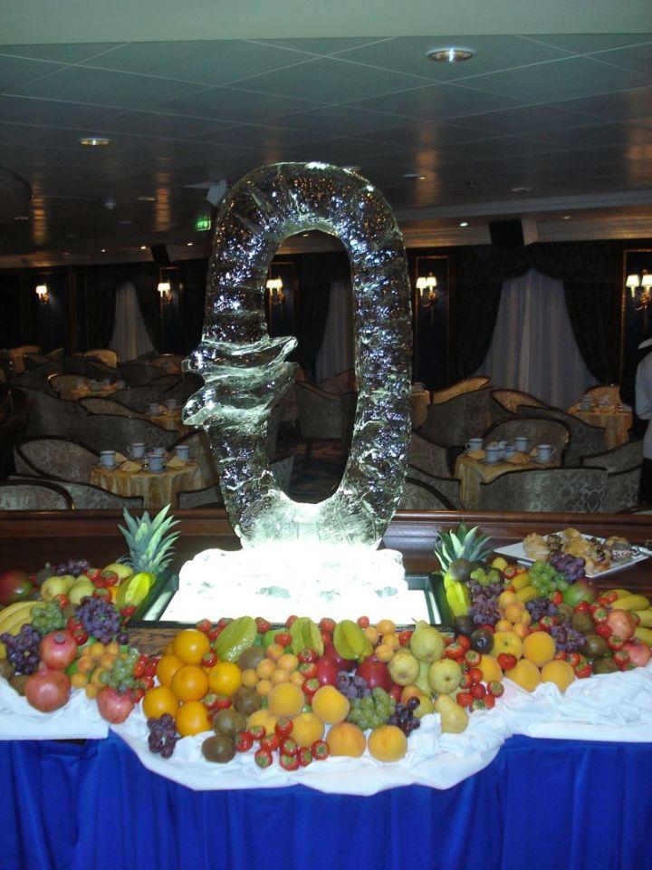 O Ice Sculpture