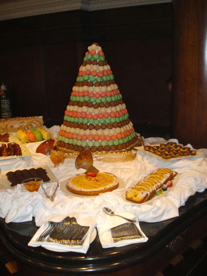 Pastry Tower 2