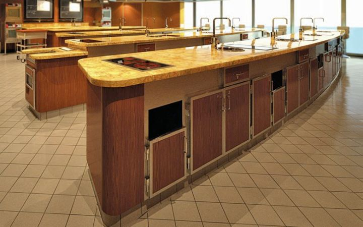 Culinary Center Work Stations