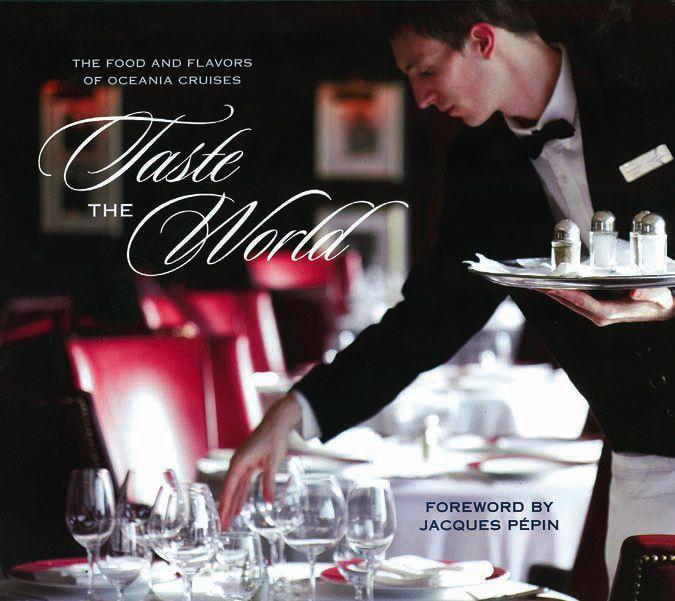 Taste the World Cookbook
