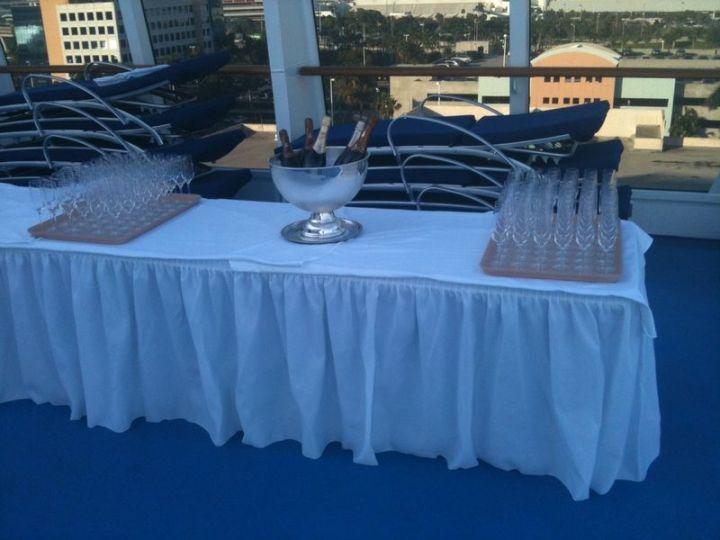 Inaugural Sail Champagne