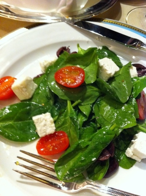 Toscana Goat Cheese Salad