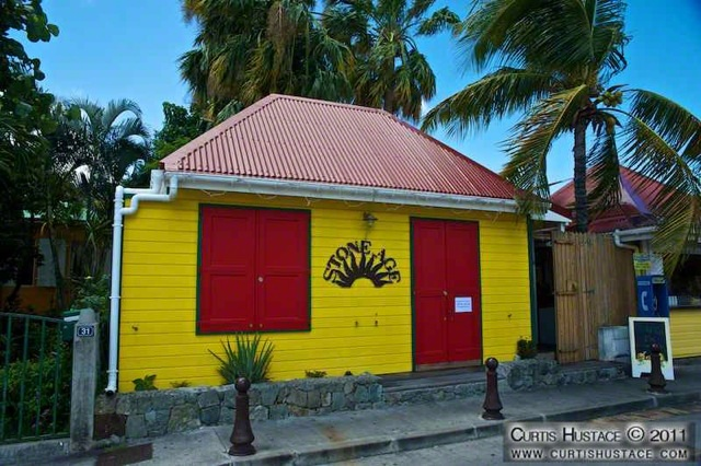 St. Barts Red Yellow
