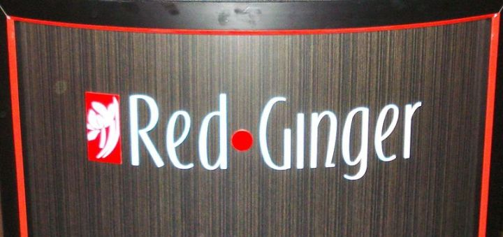 Red Ginger Stand