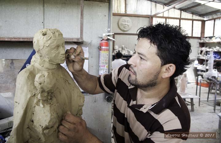 Costa Rican Sculpture