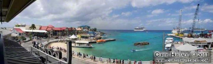Grand Cayman Panarama
