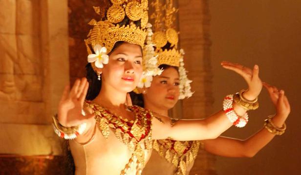 Apsara Dance , Cambodia