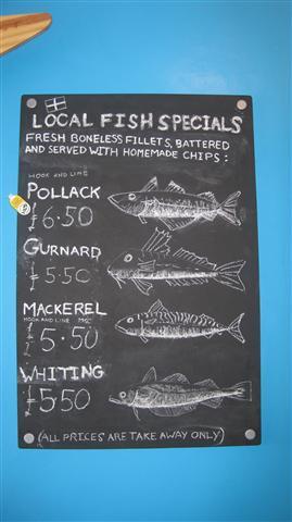 Fish Specials