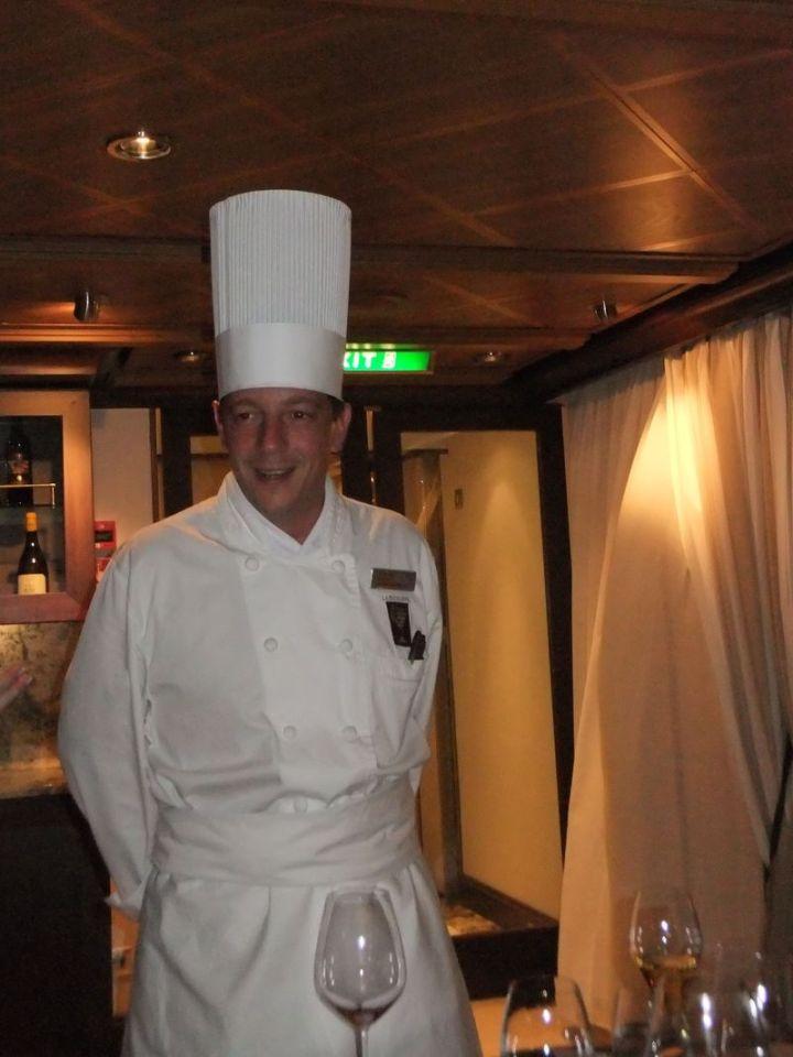 La Reserve Chef