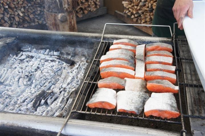 Salmon Grill 2