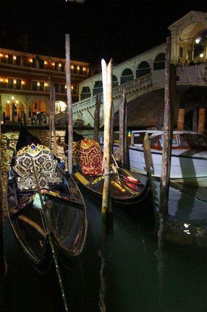 Night Gondolas