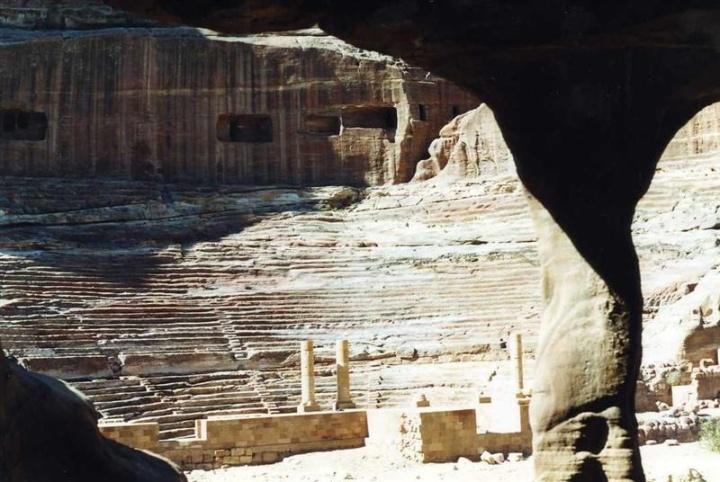 Petra_Theater