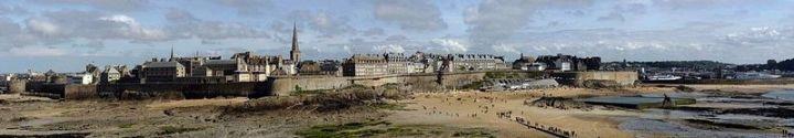 St. Malo Panorama