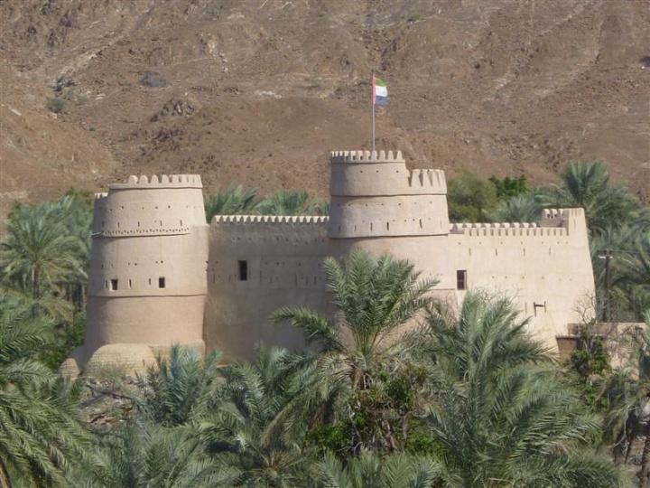 Fort Fujairah 1