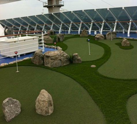 Riviera Miniature Golf