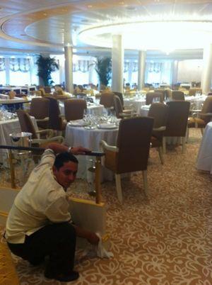 Grand Dining Room Polish