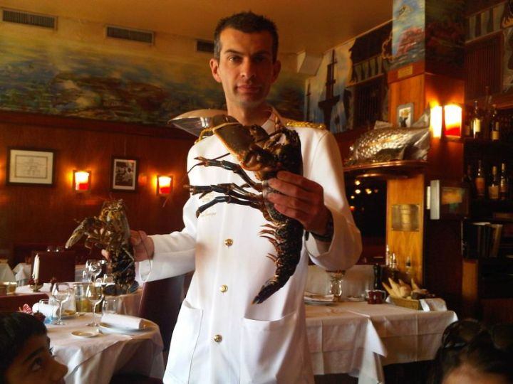 Choosing Lobster