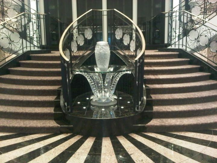 Riviera Grand Staircase