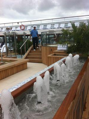 Riviera Pool Deck