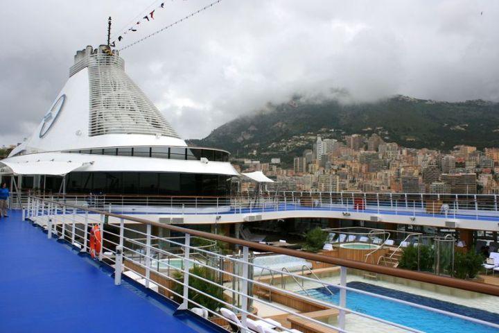 Riviera in Monte Carlo