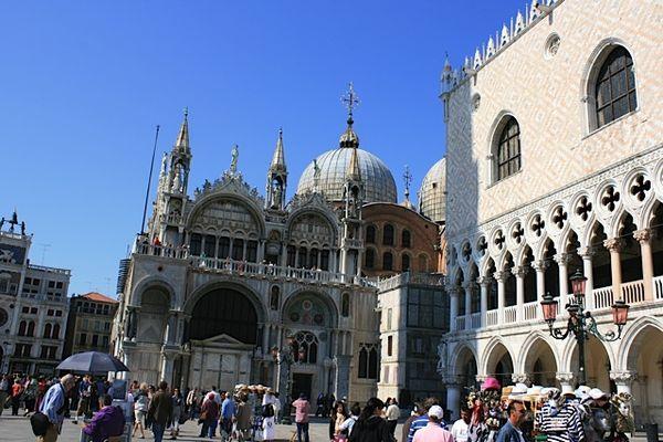 8 San Marco Basilica