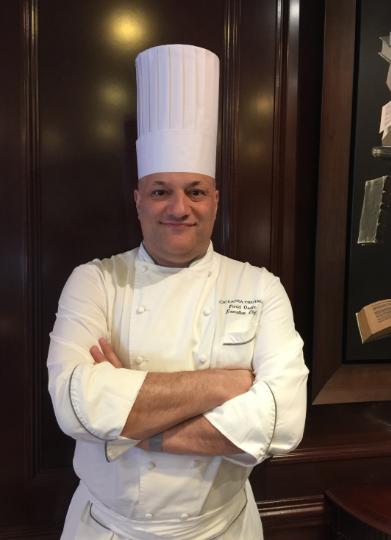 Chef Farid Oudir