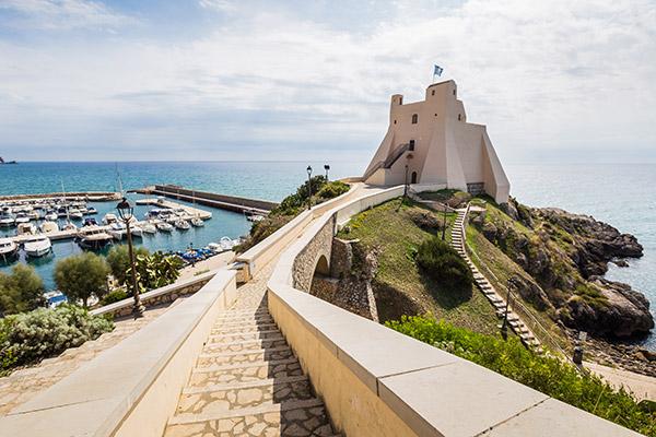Gaeta Fort, Italy.
