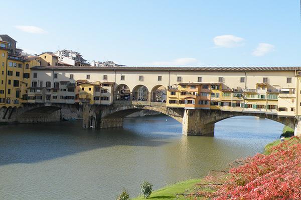 florence-bridges