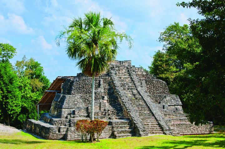 Mexico, Mayan ruins