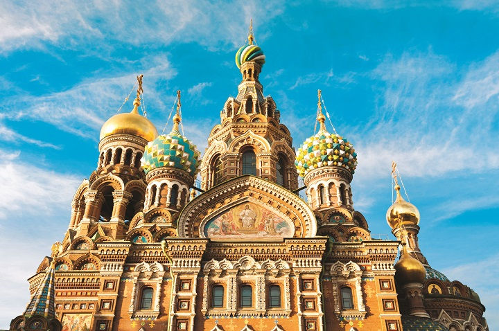 Church of the Resurrection of Christ (Saviour on Spilled Blood),