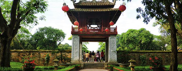 monastery in vietnam, Top 4 Asia Shore Excursions
