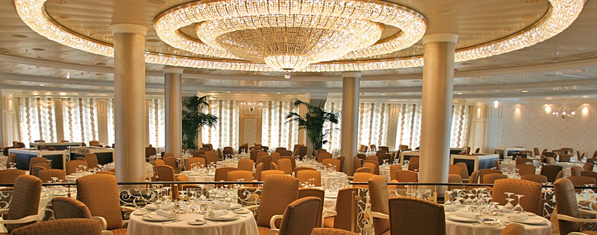 A night at the grand dining room oceania cruises blog for W hotel in room dining