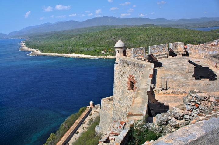 san pedro de la roca castle Cuba.jpg